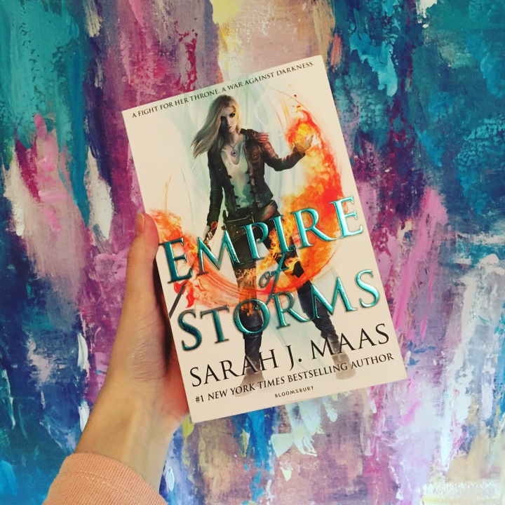 Empire Of Storms by Sarah J. Maas: Review.