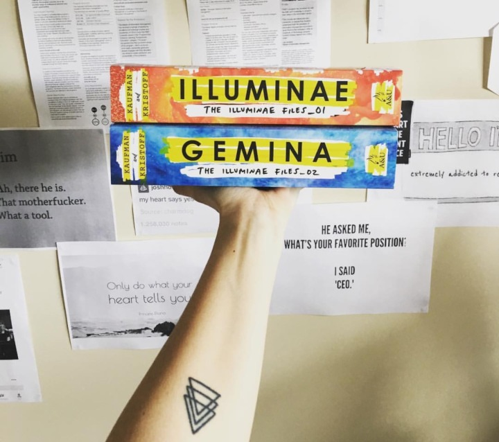 Illuminae by Amie Kaufman and Jay Kristoff: AReview*