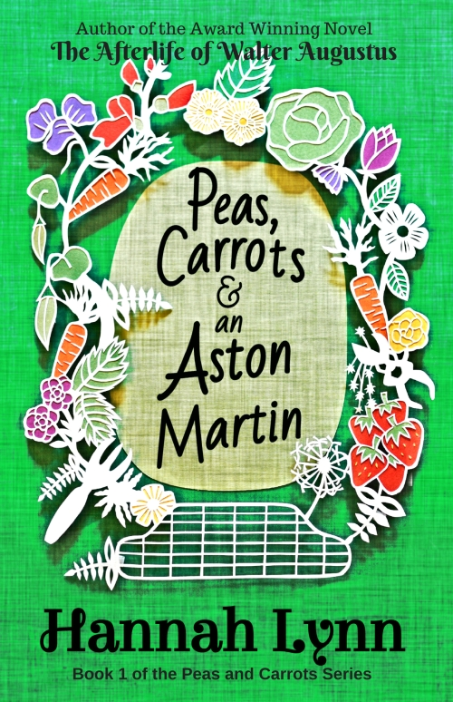 Peas Book Cover