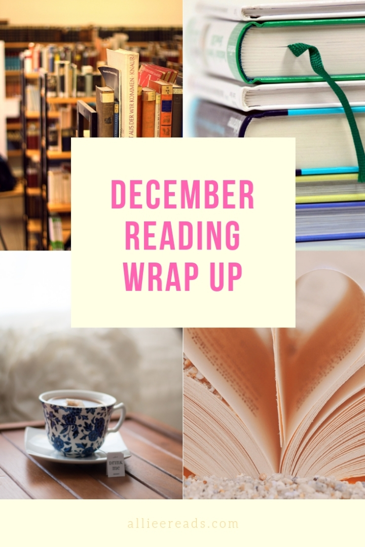 DECEMBER READING WRAP UP