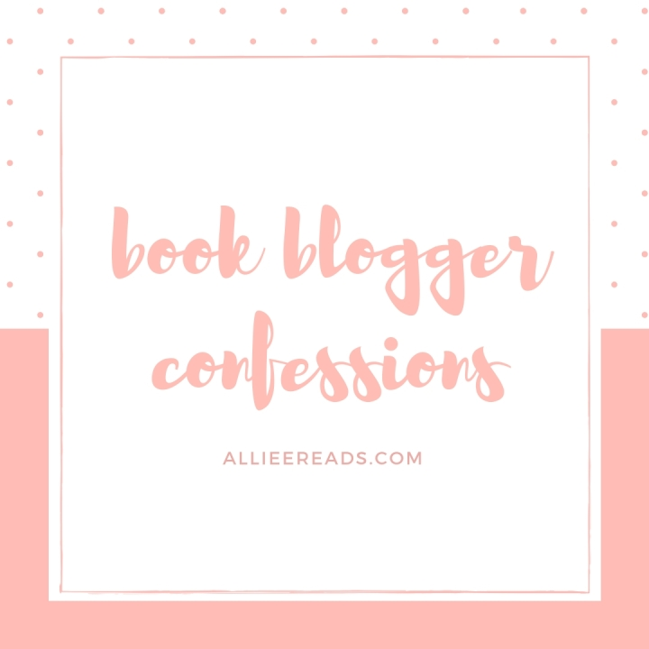 TAG: Book Blogger Confessions