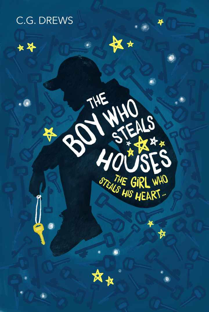 BOOK BLITZ+GIVEAWAY! THE BOY WHO STEALS HOUSES by C.G. Drews #AusYABloggers