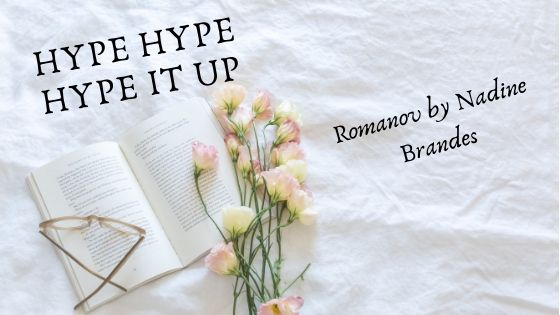 AND WE HYPE HYPE HYPE HYPE HYPE IT UP: Book reviews of the most hyped books