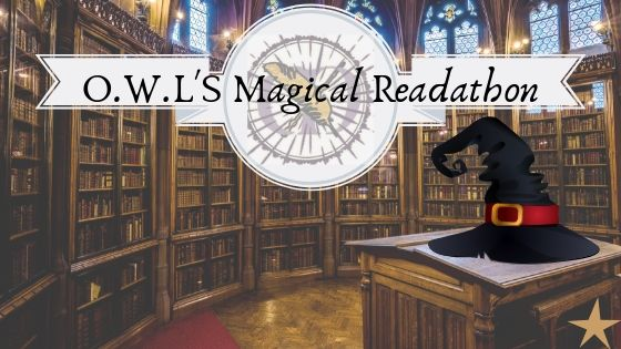THE O.W.L's Magical Readathon TBR Announcement