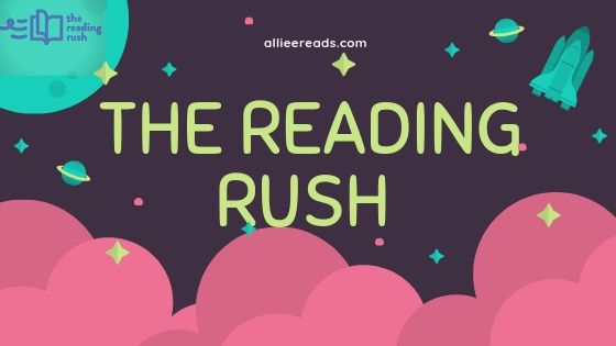 THE READING RUSH READATHON DAY FOUR AND FIVE CHECK IN