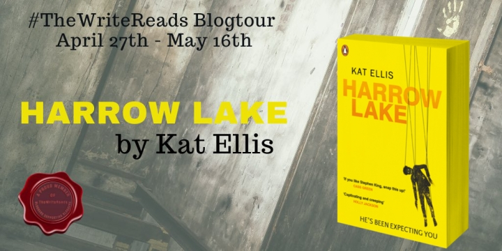 BLOG TOUR REVIEW POST of HARROW LAKE by Kat Ellis #thewritereads