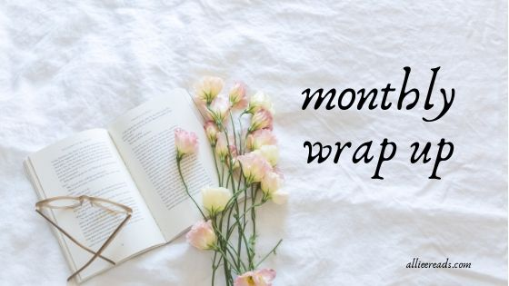 what i read in april: a monthly wrap up